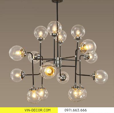 đèn chùm hiện đại artisan 4