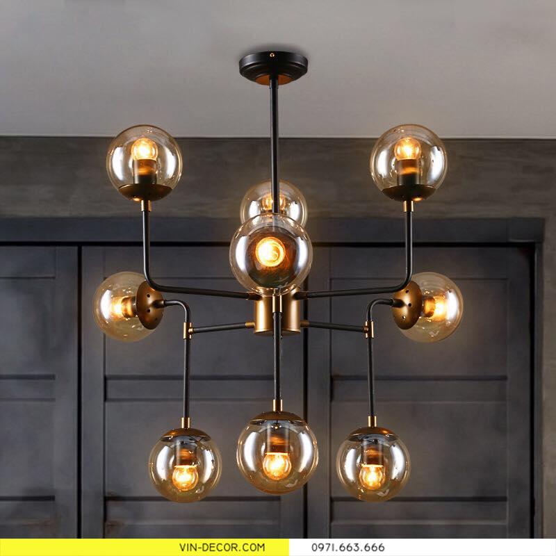đèn chùm hiện đại artisan đẹp