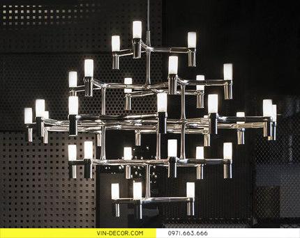 đèn chùm trang trí phòng khách PK 01 1