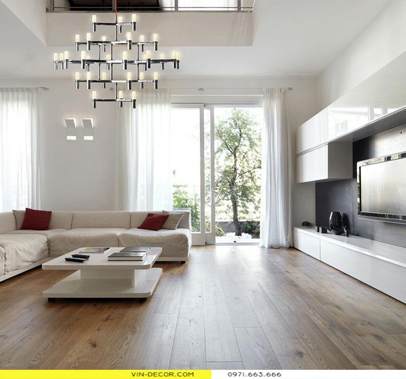 đèn chùm trang trí phòng khách PK 01 5