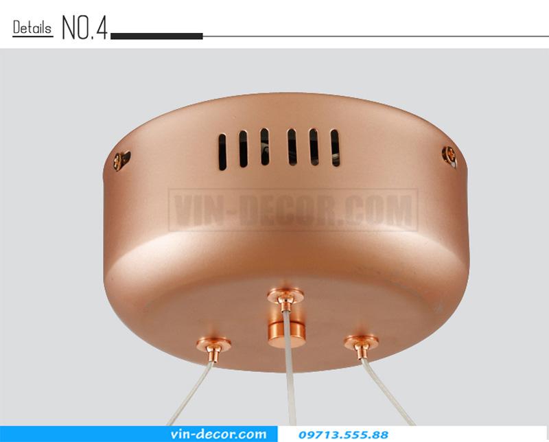 đèn thả trang trí hera big o hiện đại 11