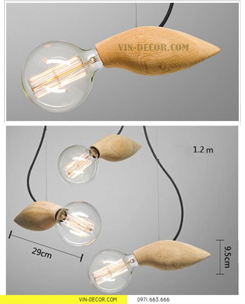 đèn trang trí cà phê cf 01 4