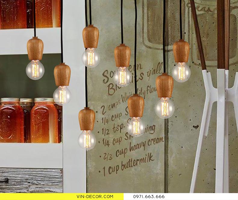 đèn trang trí cà phê cf 02 2 1