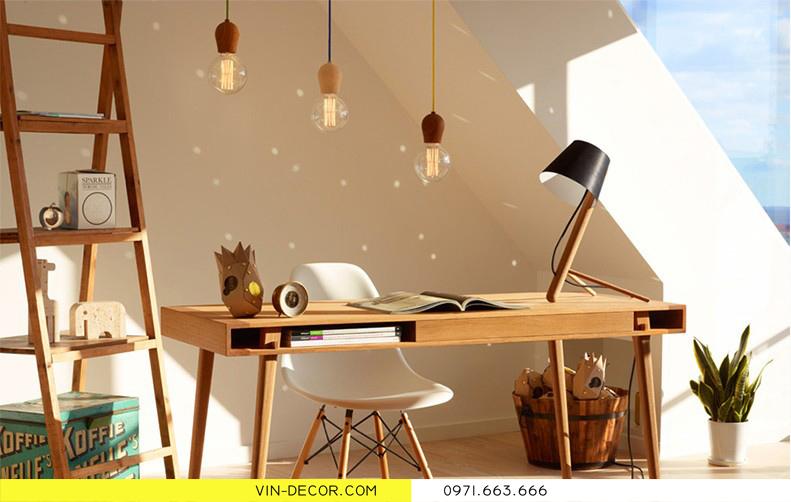 đèn trang trí cà phê cf 02 4