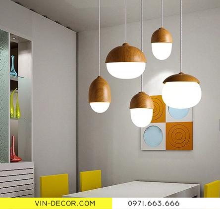 đèn trang trí cà phê cf 03 3