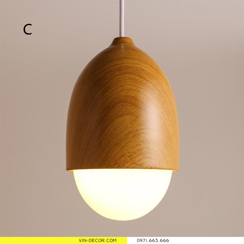 đèn trang trí cà phê cf 03 6