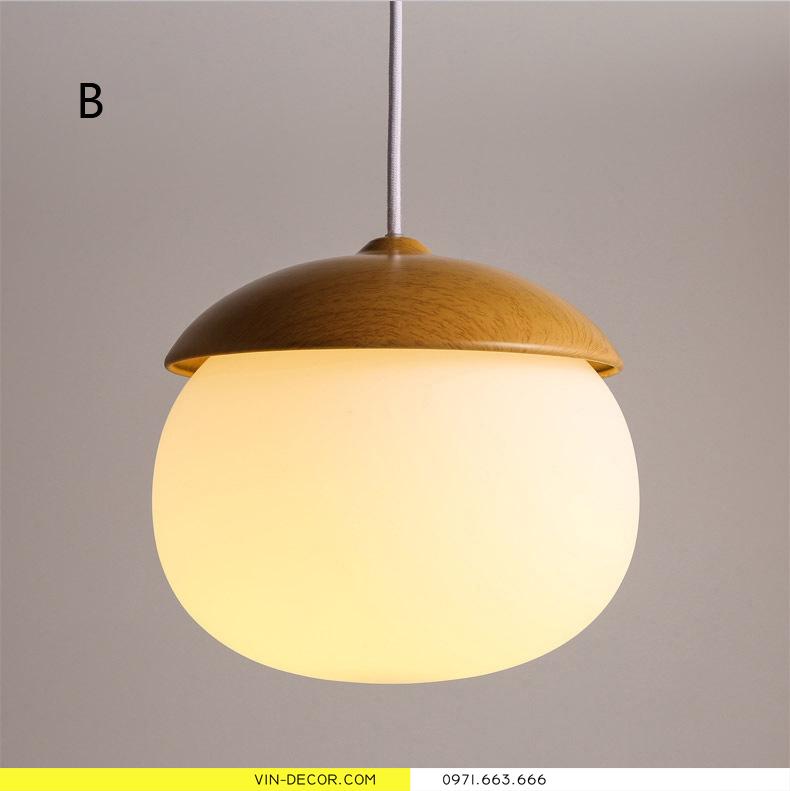 đèn trang trí cà phê cf 03 7