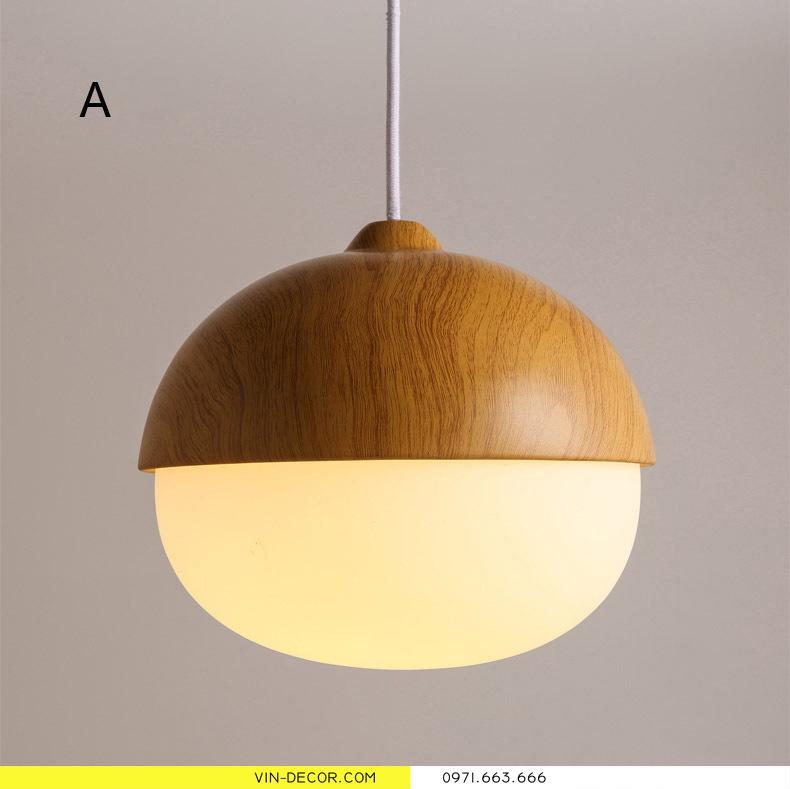 đèn trang trí cà phê cf 03 8