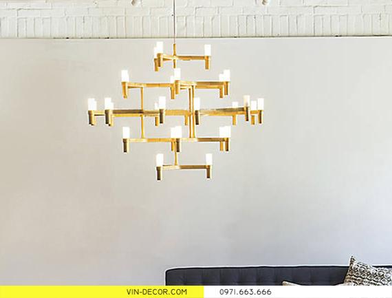 đèn trang trí phòng khách PK 01 3