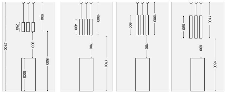 đèn trang trí quầy bar qb 01 6