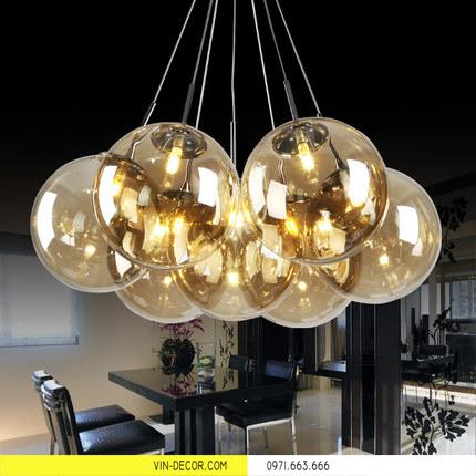 đèn trang trí quầy bar qb 02 4