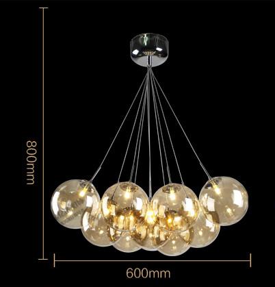 đèn trang trí quầy bar qb 02 6