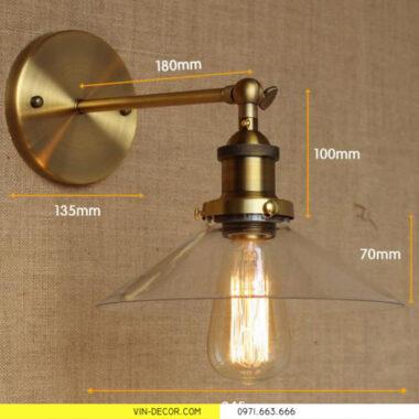đèn treo tường gt 04 1