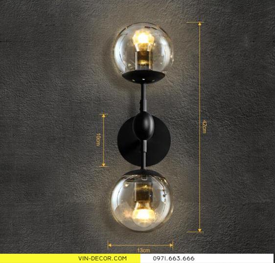 đèn treo tường gt 09 4