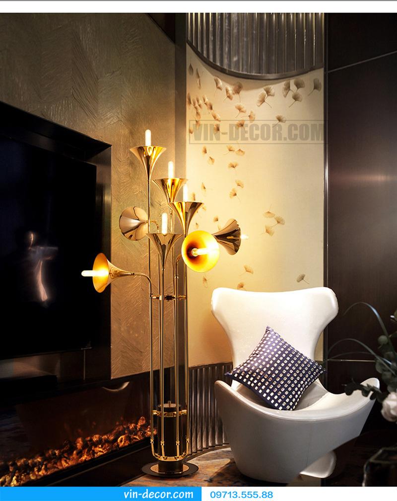 đèn cây hiện đại 3
