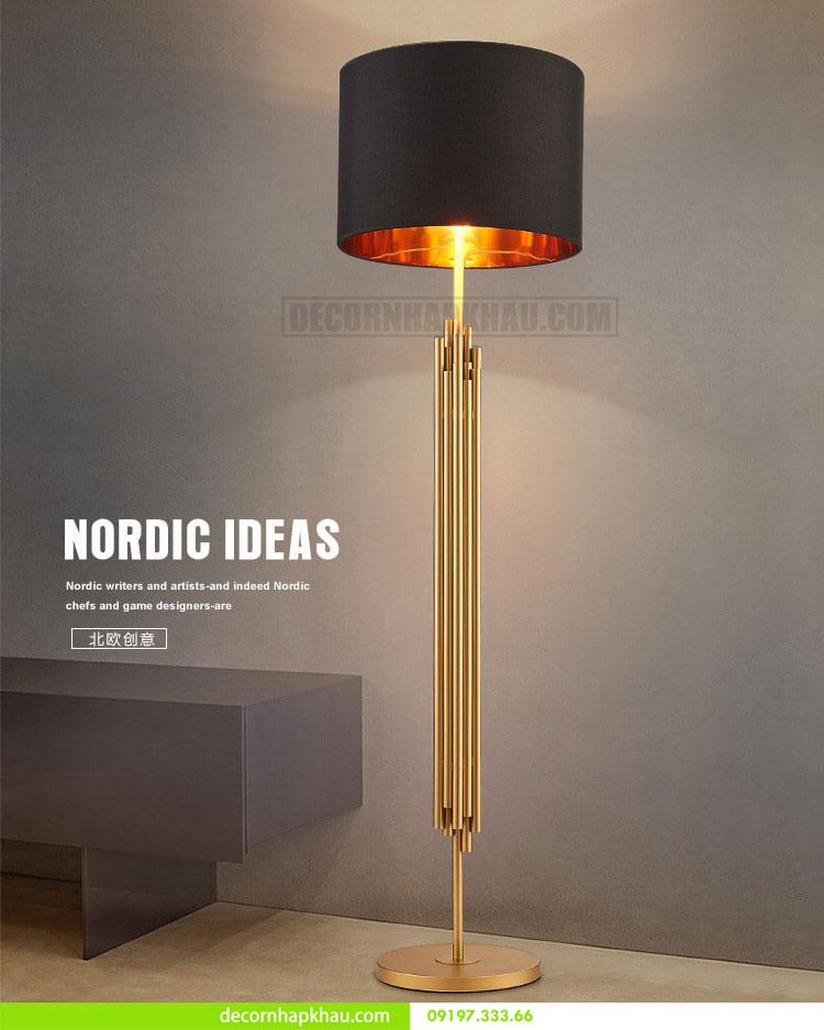 đèn cây hiện đại 5