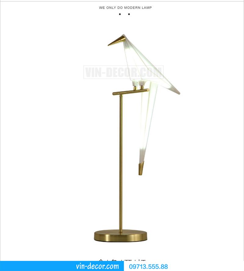 đèn cây hiện đại 6