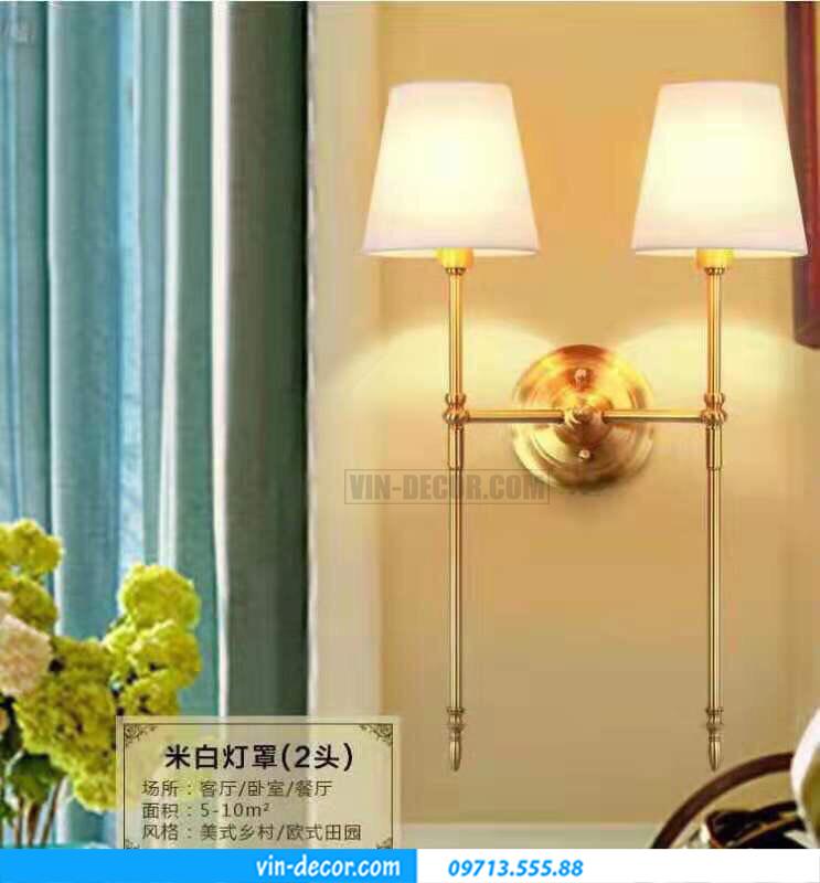 đèn gắn tường hiện đại 04