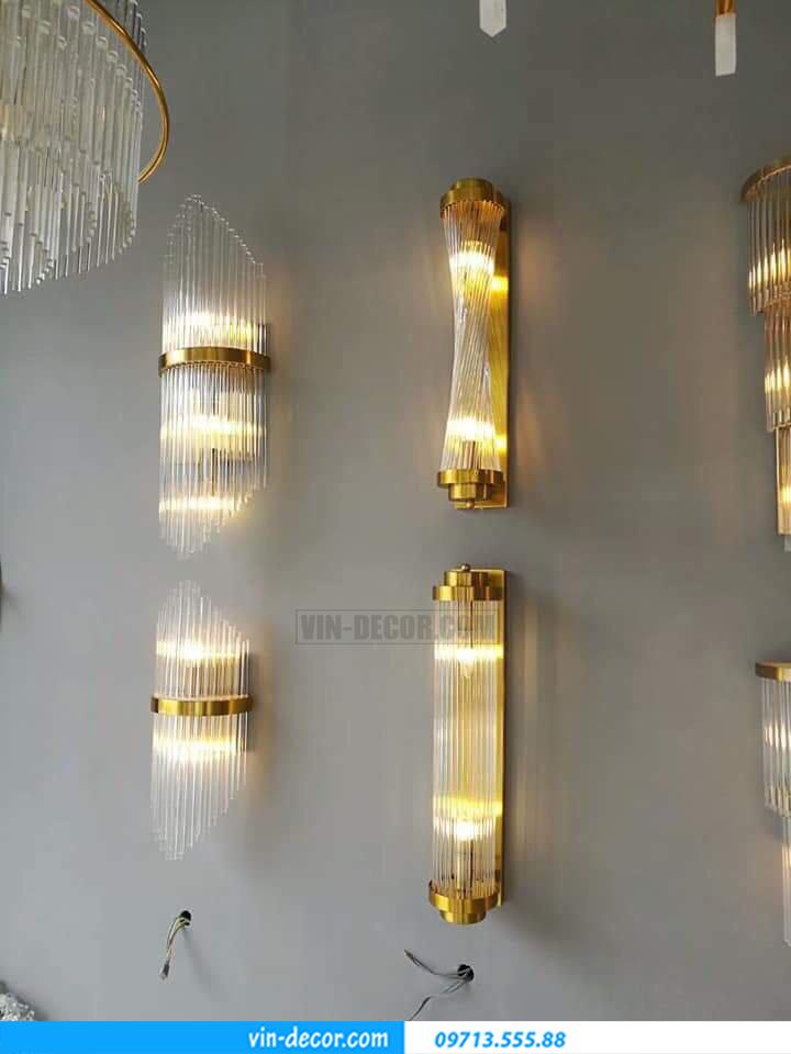 đèn gắn tường hiện đại 12
