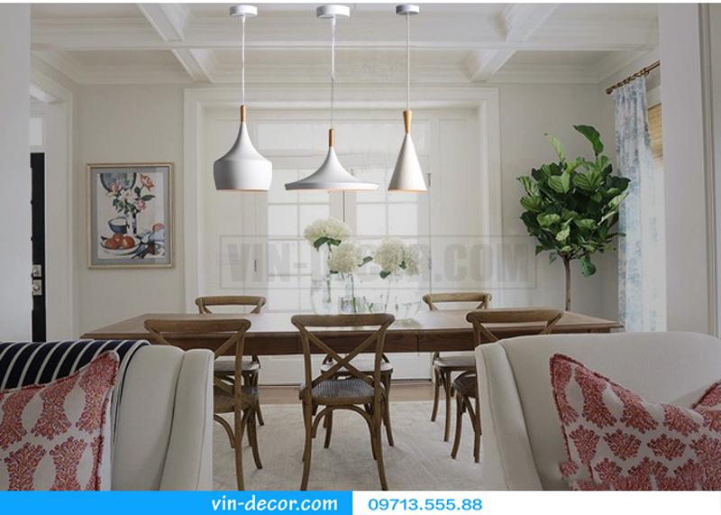 đèn thả bàn ăn hiện đại 2