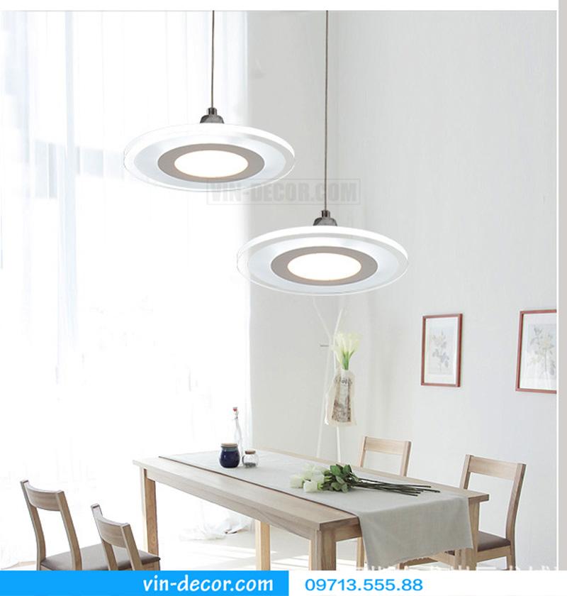 đèn thả bàn ăn hiện đại 3