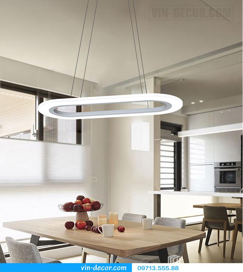 đèn thả bàn ăn hiện đại 8