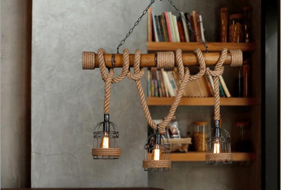 đèn trang trí cà phê cf 15 1