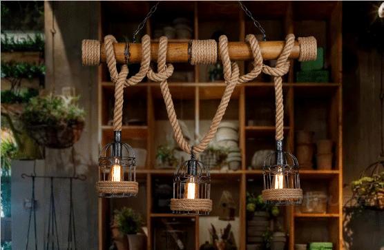 đèn trang trí cà phê cf 15 2