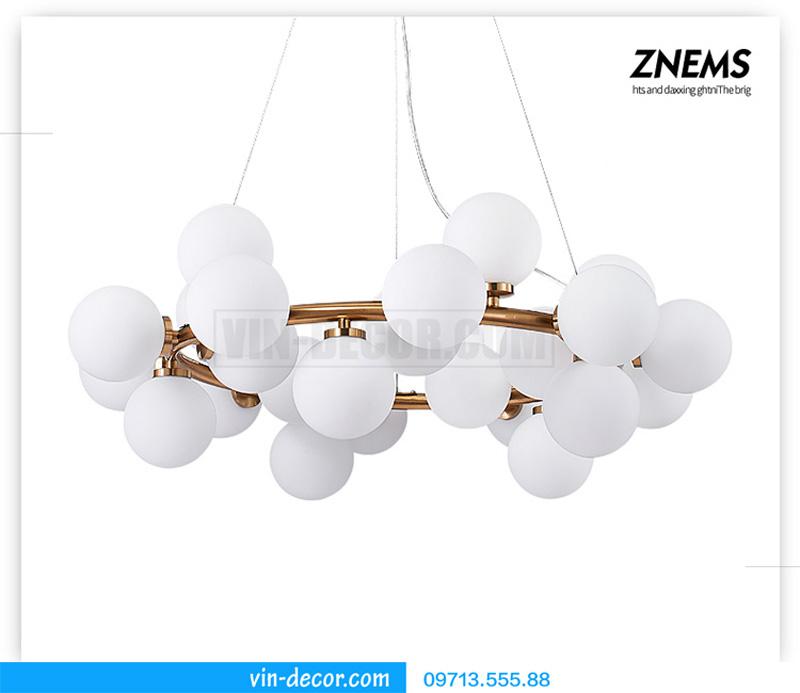 đèn trang trí nội thất chung cư hiện đại 07