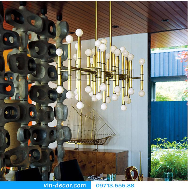 đèn trang trí nội thất chung cư hiện đại 19