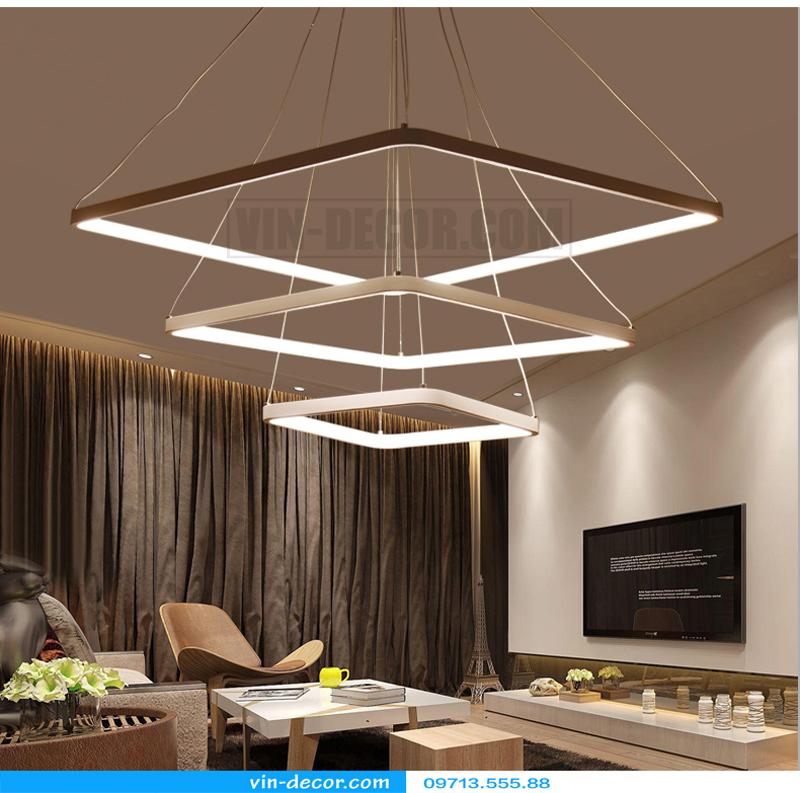 đèn trang trí nội thất chung cư hiện đại 23