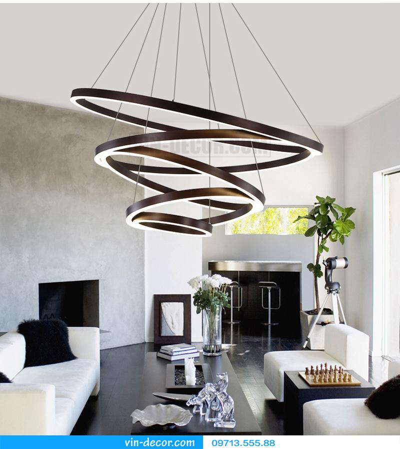 đèn trang trí nội thất chung cư hiện đại 24