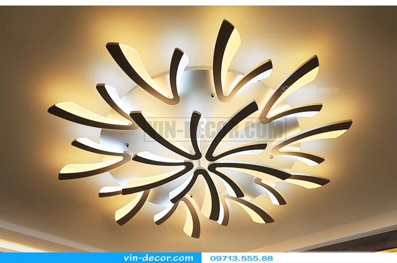 đèn trang trí nội thất chung cư hiện đại 27