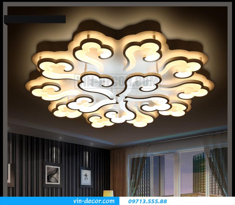 đèn trang trí nội thất chung cư hiện đại 33