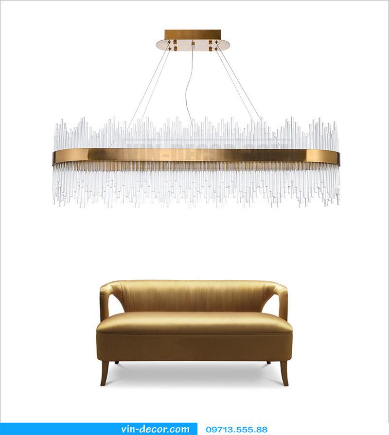 đèn trang trí nội thất chung cư hiện đại 42
