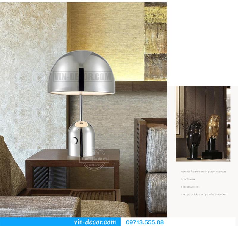 đèn trang trí nội thất chung cư hiện đại 60