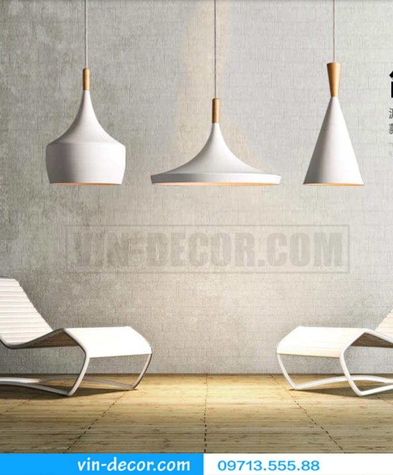 đèn trang trí nội thất chung cư hiện đại 61
