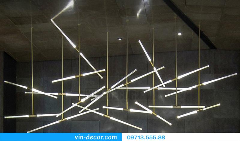đèn trang trí nội thất chung cư hiện đại 67