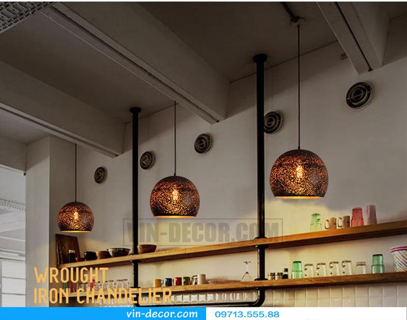 đèn trang trí nội thất chung cư hiện đại 68