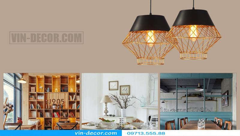 đèn trang trí nội thất chung cư hiện đại 73