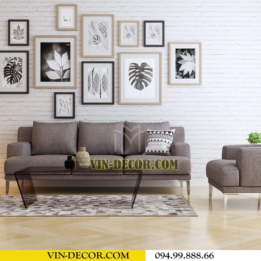 sofa vải hanna