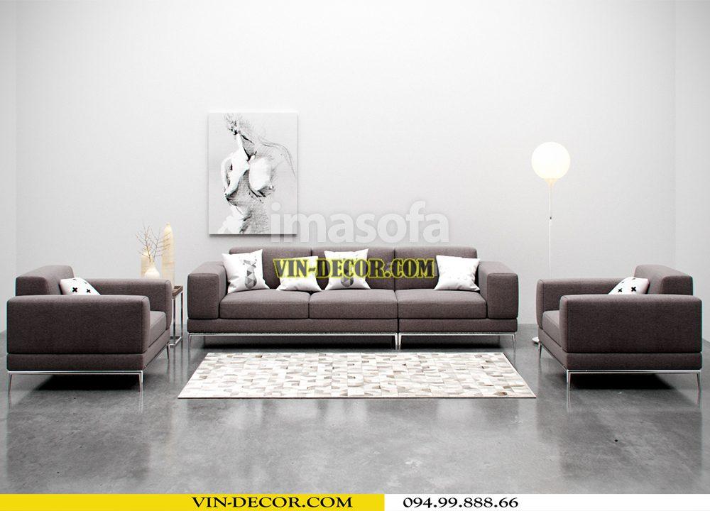 sofa vải jamil