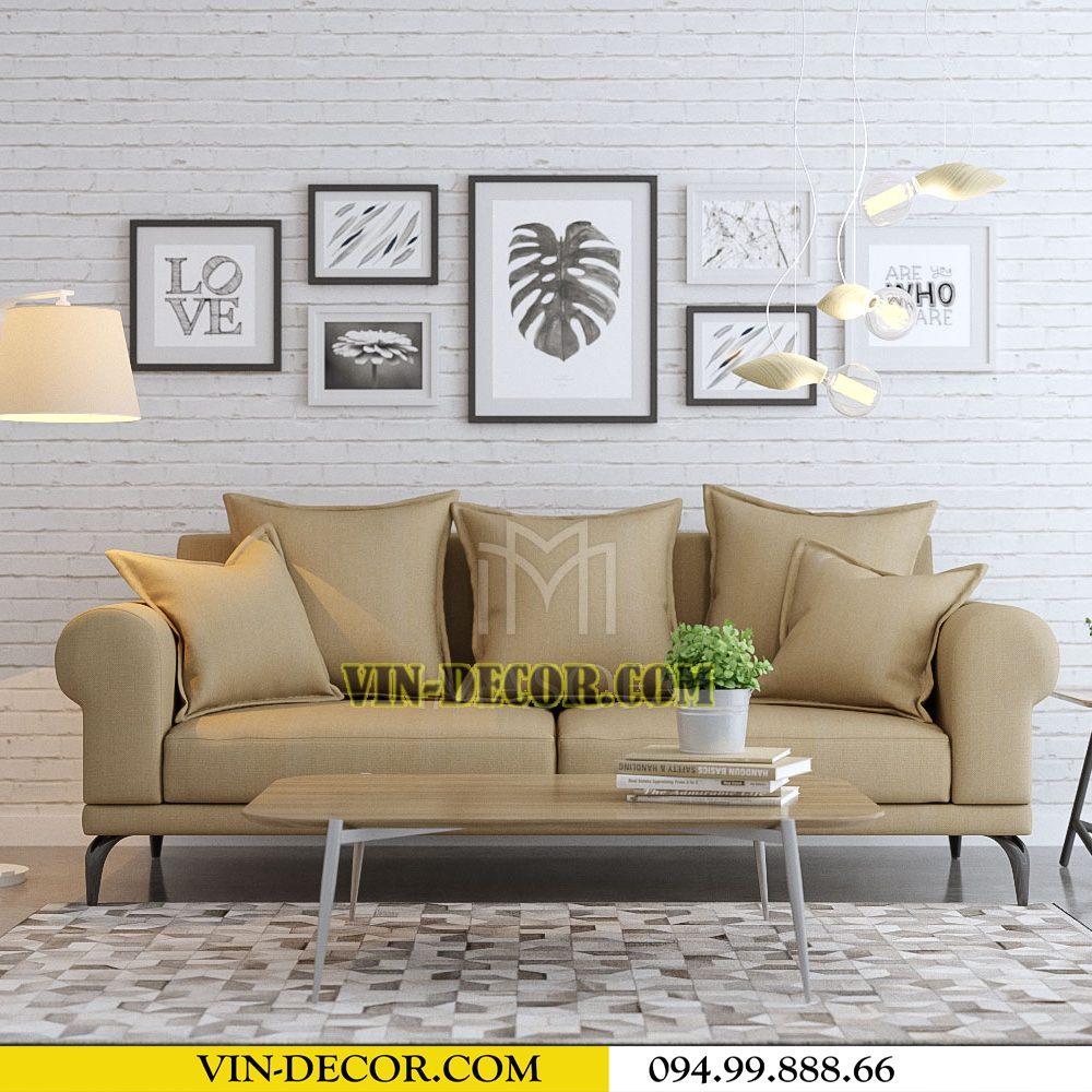 sofa vải sonata
