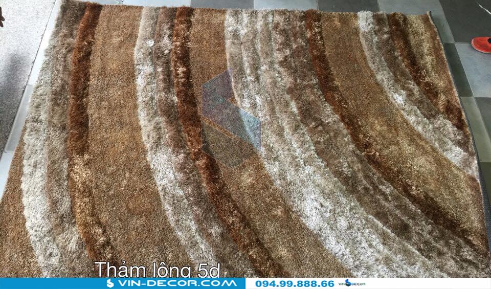 thảm lông phòng khách tl 02 1