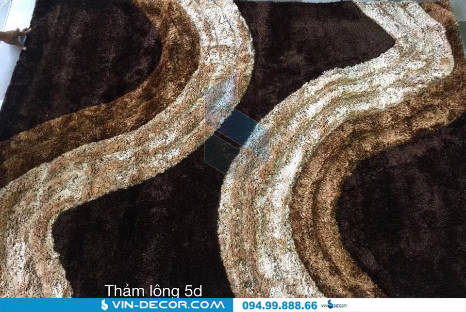 thảm lông phòng khách tl 02 2