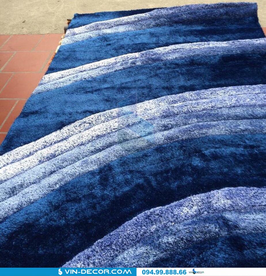thảm lông phòng khách tl 02 6