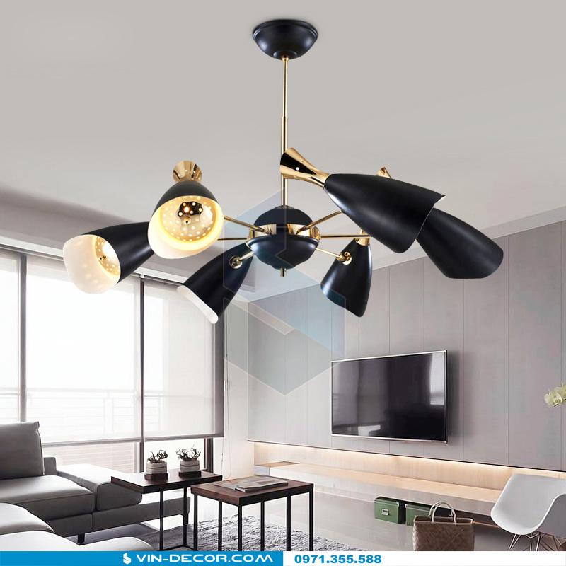 đèn duke lamp độc đáo 01