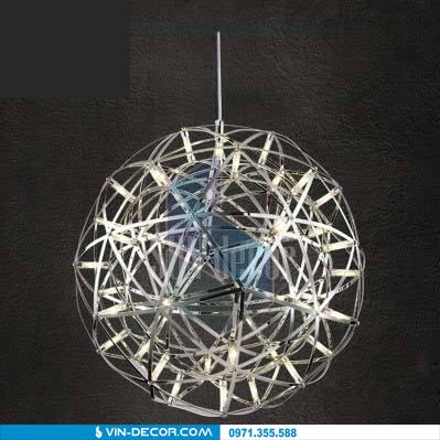 đèn thả led raimond zafu 02