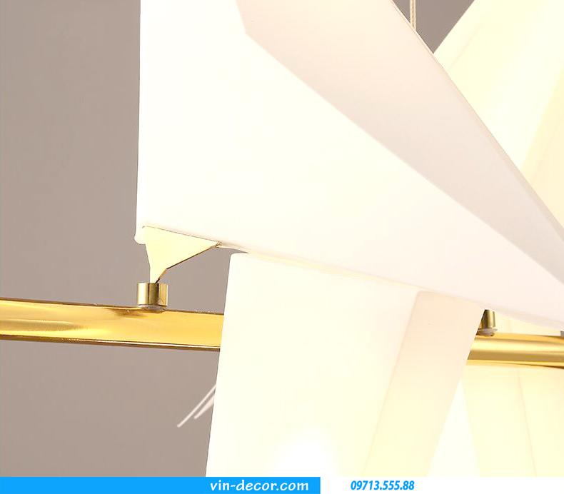 đèn chim trang trí độc đáo 05