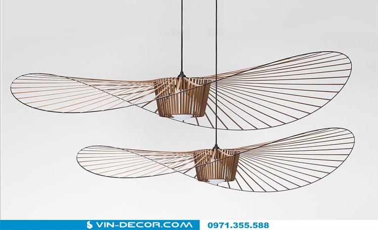đèn thả nghệ thuật pendant lamps độc đáo 02